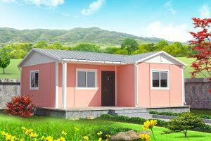 خانه های پیش ساخته ارزان قیمت